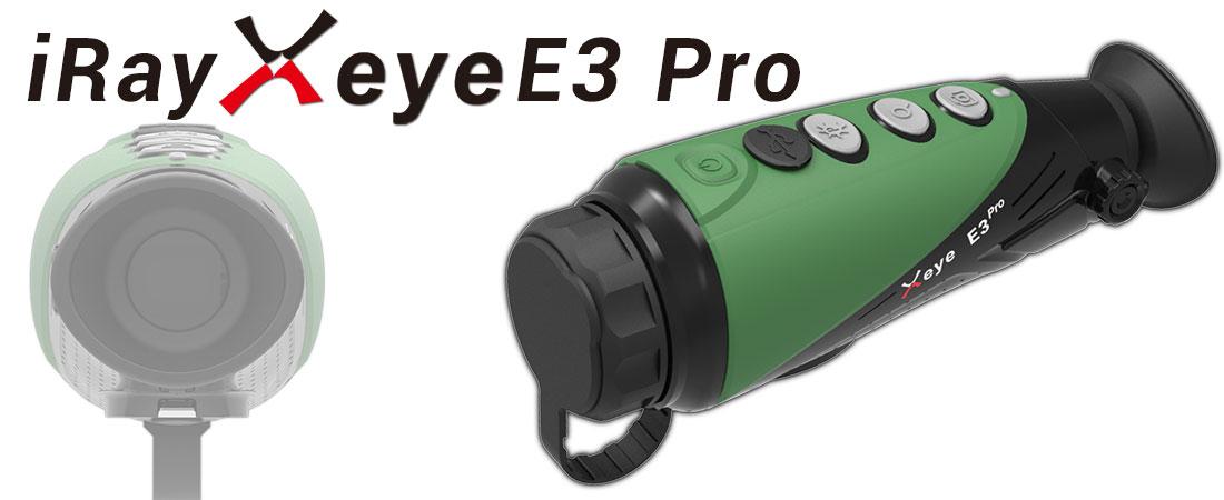 Тепловизионный монокуляр iRay Xeye E3 Pro