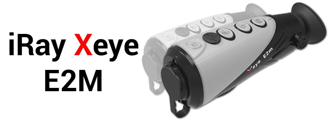 Тепловизионный монокуляр iRay Xeye E2m