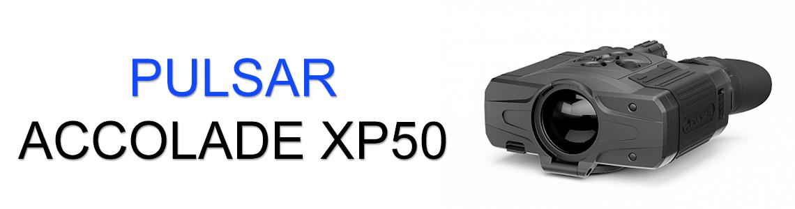 Pulsar Accolade XP50