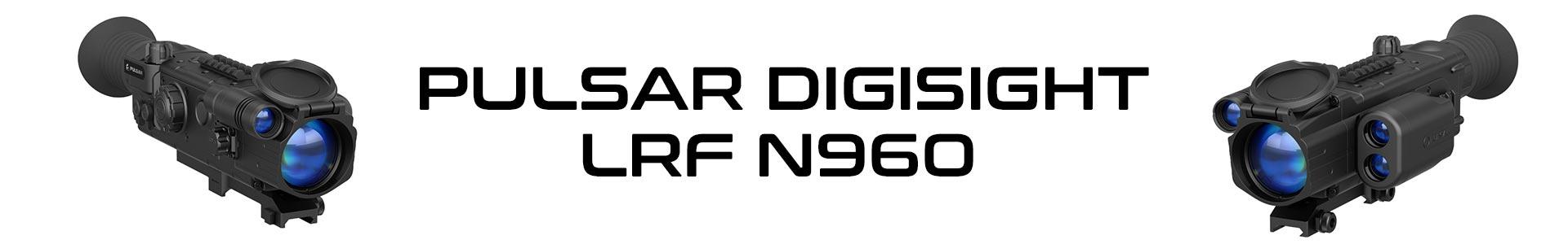 Купить Pulsar Lrf N960 с дальномером