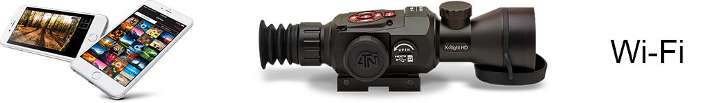Удалённое управление и трансляция x-sight 2
