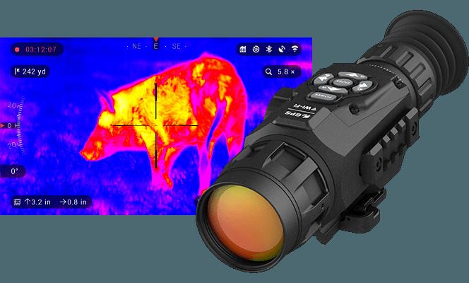 ATN MARS-HD 2.5-25x