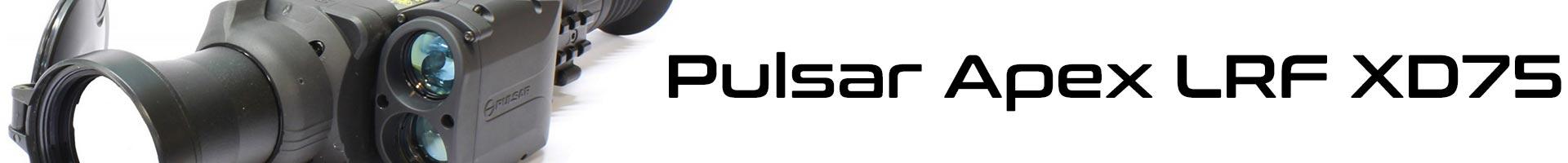 Купить pulsar Apex LRF XD75 с доставкой