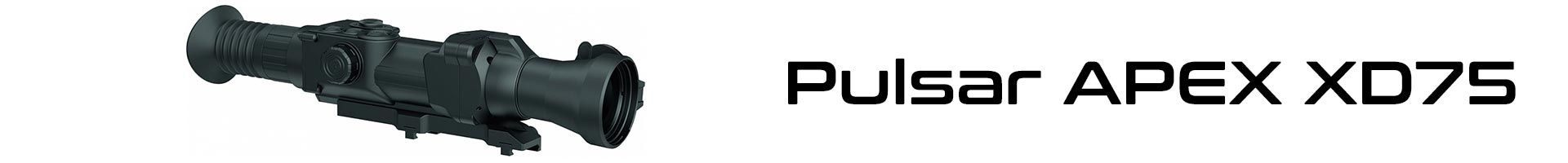 Обзор тепловизора pulsar apex xd75